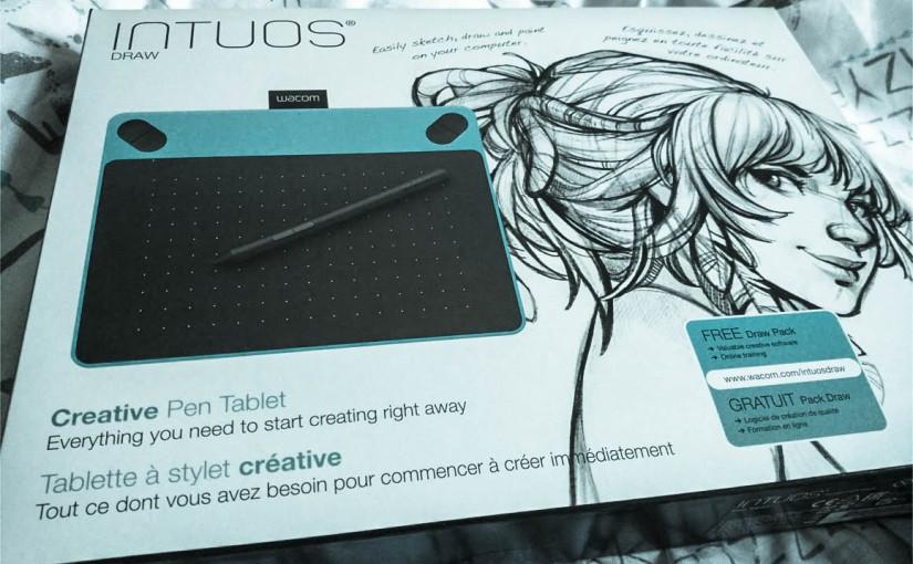 Czy kupić tablet graficzny? Za iprzeciw.